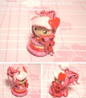 Amulet Heart - Amu Chibi by xRcks