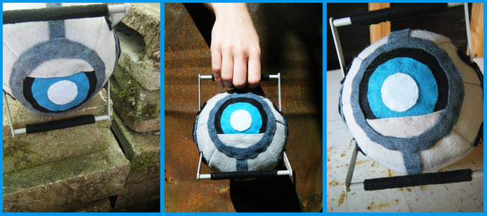 Wheatley Plush by Homemade-Happiness