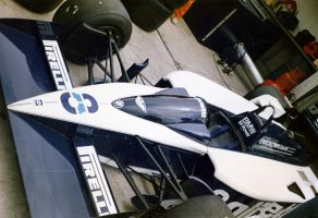 Brabham BT55 (Great Britain 1986) by F1-history