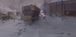 train ghost by Nonparanoid