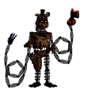 Ultimate Nightmare Freddy by Trapspring