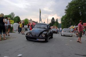 VW Beetle by cyberfish128