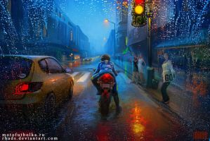 Bike city by RHADS