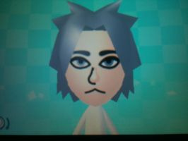 3DS Mii Anonymous by Yavanni