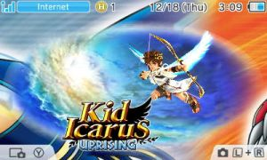 Kid Icarus Uprising here! by Night-Sky-Dragon