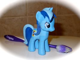 Wait a Minuette, Colgate by HeyLookASign