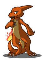 Charmeleon Thang .::AT::. by BatLover800