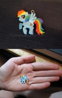 MLP - My Little Pony Rainbow Dash - Preview by Tsurera