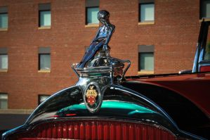 Packard Ornament I by theCrow65