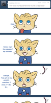 Ask Captain Americat #01 by starlite-decay