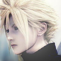 Final Fantasy Cloud icon FREE by DieVentusLady