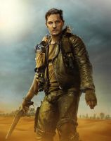 Mad Max Fury Road : Empire Magazine Cover by sachso74