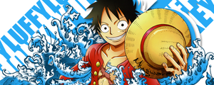 Monkey D. Luffy Tag Request V1 by bli08
