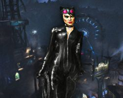 Catwoman 19 by LowBassGuy