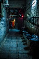 Dark Alley by WTek79