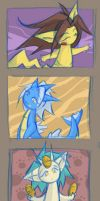 Pocket Dragons by DragonBeak