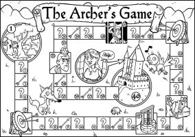 The Archer's Game by Cowboy-Lucas
