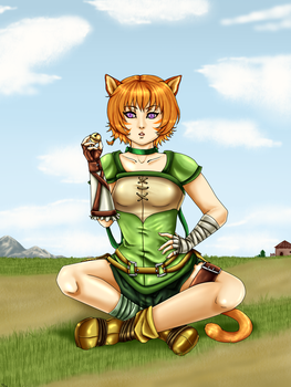 SS: Lethe by LadyNoise