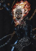 Ghost Rider by neilpalf