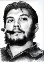 Che Guevara by aghbris