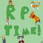 RP Time! by RoxasFlurry
