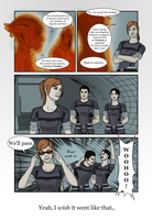 Mass Effect Crack: No Virmire (Color) by JulianneKnight
