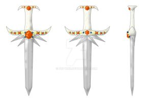 Excalibur Sword Turnaround by fritchie