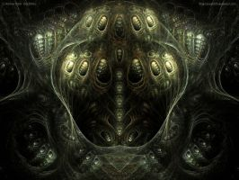 Biomechanical Chamber by psion005