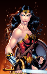 Wonder Woman  Dawn of Justice by Kid-Destructo