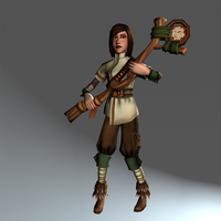 Brew Quest main character . by Tpose