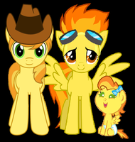 BraeFire Family by 3D4D