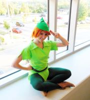 Peter Pan: Off To Neverland by Moxiemelody