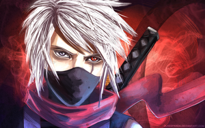 Kakashi by GlassPanda