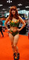 NYCC2015 Poison Ivy by zer0guard