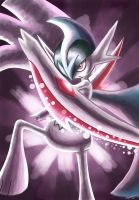 Request: Mega Gallade's Psycho Cut