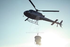 Helicopter 3 by Arspe