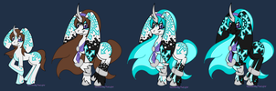 H.U.B.P.A. *New MLP Species* by HauntedByTheLight