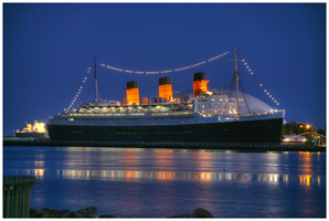 Queen Mary by JohnnyMayhem