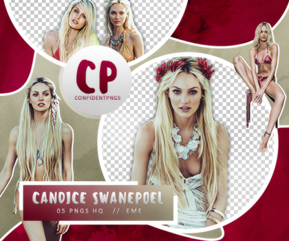 Png Pack 445 // Candice Swanepoel by confidentpngs