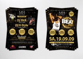 Black Beat Club by homeaffairs