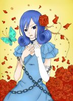 Juvia Loxar by 00star00