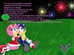 Together Forever SonAmy by sonamy-fans