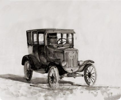 Ford Model T by PrinceBooth