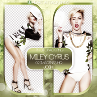 +PNG- Miley Cyrus by Heart-Attack-Png
