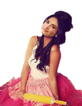 Demi lovato PNG by Allschool11
