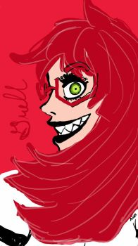 Grell Sutcliff  by Ivansminion