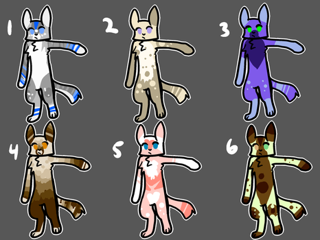 adopts! by 11pink13