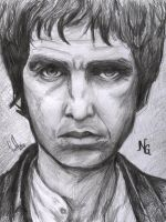 Noel Gallagher 28 by Kimori1024