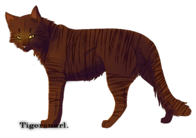 Here you go I made a Tiger by ViperInsidious