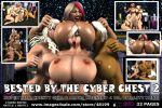 Bested by the Cyber Chest 2 (censored cover) by EdgarSlam